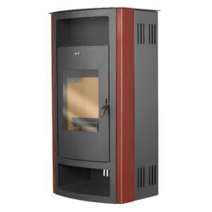Piec stalowy 7,5kW W11 Brąz produkcja, sprzedaż hurtowa i detaliczna